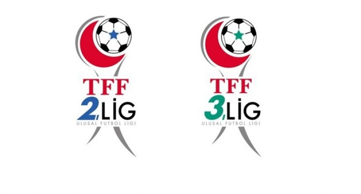 2. Lig ve 3. Lig'de fikstür çekimi tarihi belli oldu