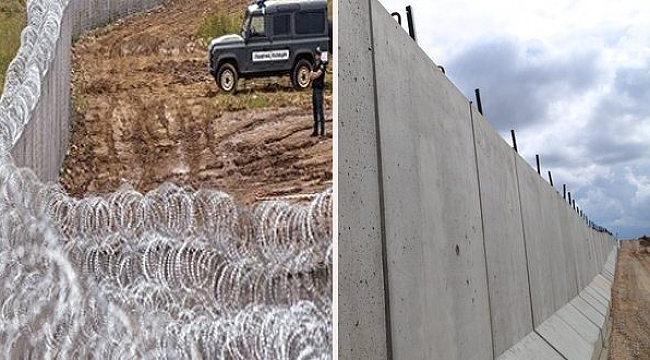 Sınır Hattında DEAŞ'lı Olduğu Anlaşılan 2 Rus Uyruklu Kadın Yakalandı