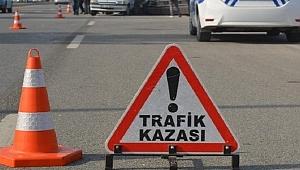 Viranşehir karayolunda Kaza: 5 Yaralı