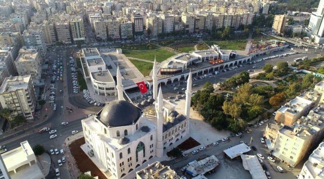 11 Nisan Kurtuluş Camisi, İbadete Açılıyor-(VİDEO)