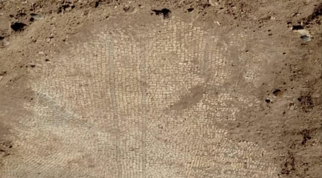 Urfa'da yeni mozaikler bulundu