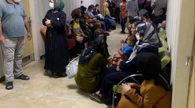 Urfa'da korkutan tablo!..CHP'li vekil paylaştı