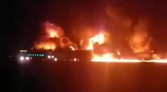 Suriye'nin Cerablus kentine füzeli saldırı yapıldı