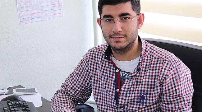 Hamdi Çiçek, Haliliye Belediyesi'ne basın müdürü oldu