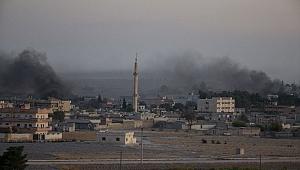Terör örgütü, Tel Abyad'a Roket atar ile saldırdı