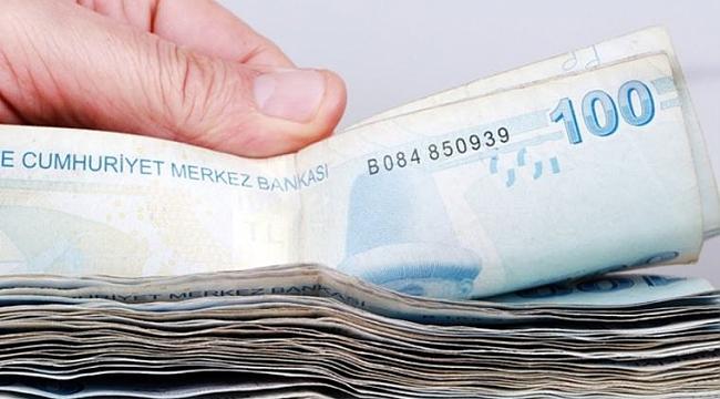 Devletten maaş alanların sayısı 2.5 milyonu geçti