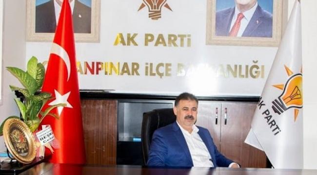 AK Parti Genel Merkezi, istifasını istedi