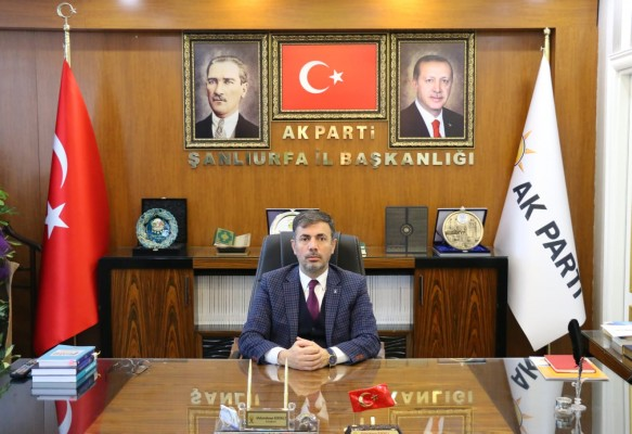 AK Parti İl Başkanı Kırıkçı'dan 15 Temmuz mesajı