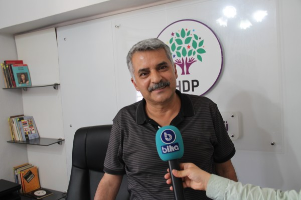 HDP'li Çalışkan: