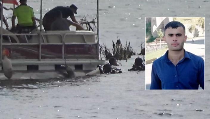 Fırat Nehri'nde cansız bedenine 9 gün sonra ulaşıldı