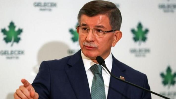 Gelecek Partisi Genel Başkanı Davutoğlu Urfa'ya geliyor