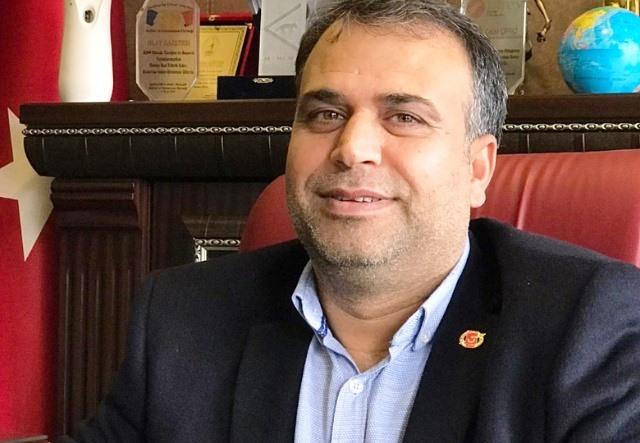Gazeteci Mahmut Kakız'ın acı günü