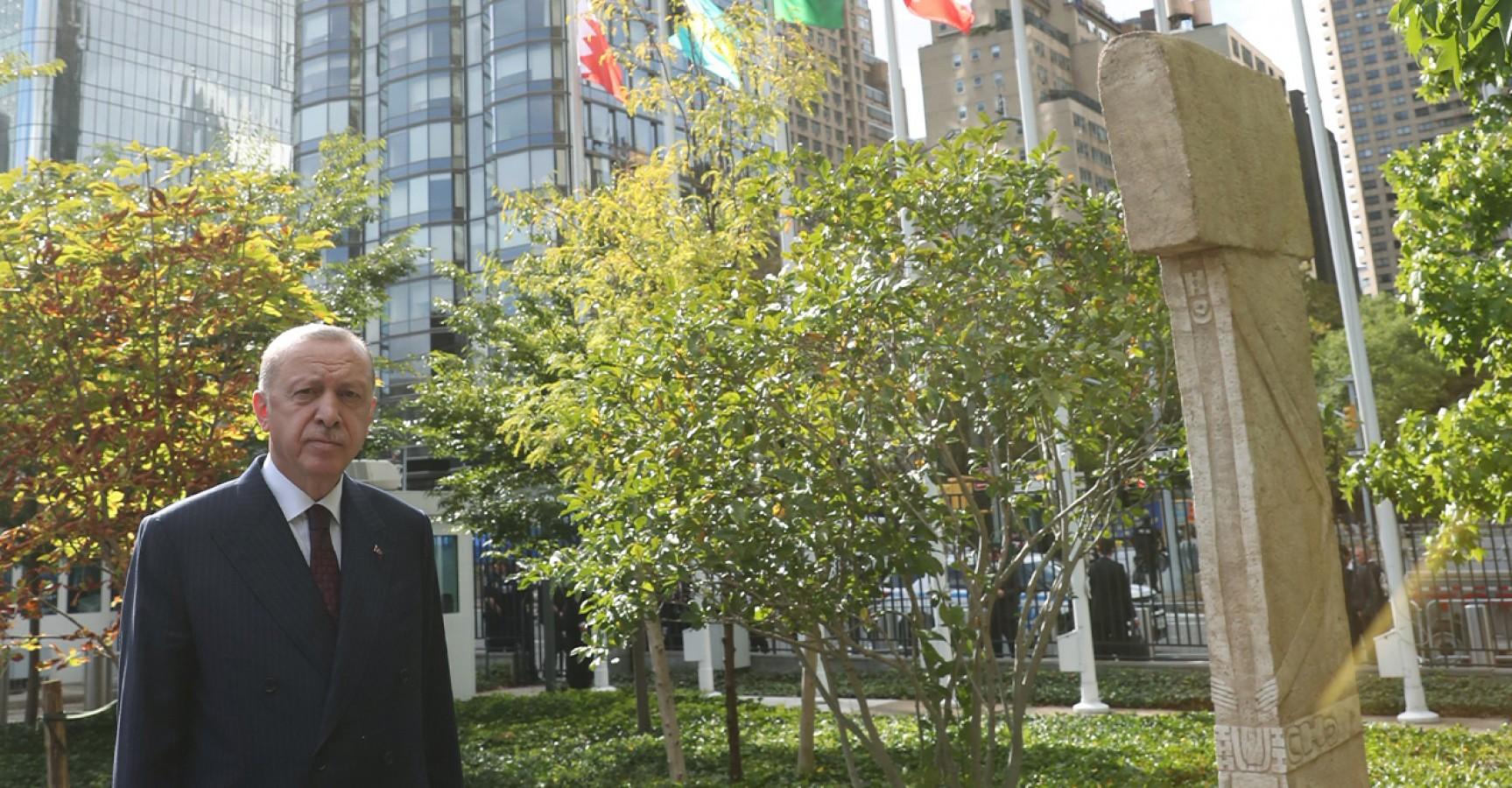12 Yıllık miras Göbeklitepe BM'de sergileniyor!