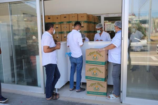 Haliliye Belediyesinden çölyaklılara destek