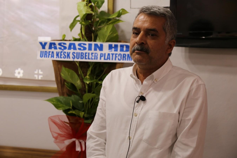 HDP'nin kuruluşu Şanlıurfa'da kutlandı