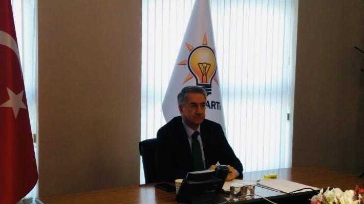 AK Parti yerel yönetimlerde Urfa'dan sorumlu kişi netleşti