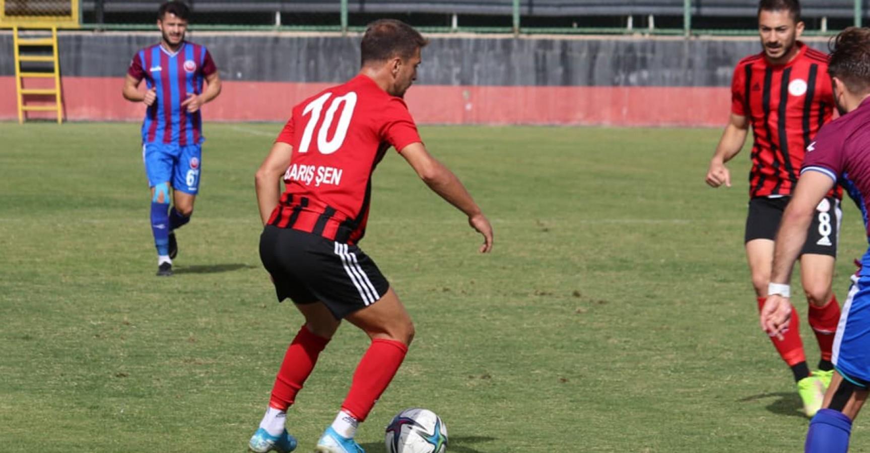 TFF 3. Lig'deki Karaköprü'te gol sesi çıkmadı