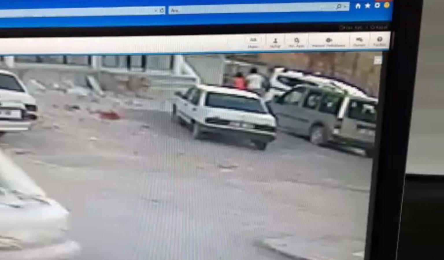 Küçük Muhammet'in kaçırılma görüntüsü ortaya çıktı!