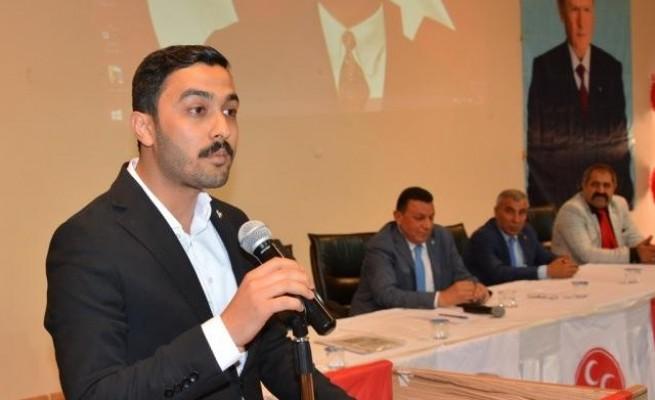 MHP'li Fettahlı'dan Siverek için çağrı