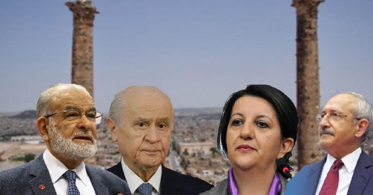 Muhalefet liderleri yıllardır Urfa'ya ayak basmadı