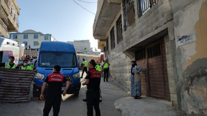 Şanlıurfa'da kaza! 1 ölü