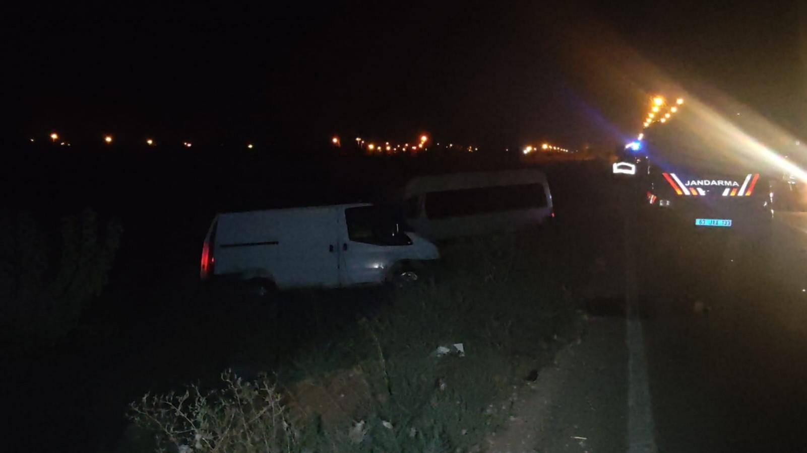 Şanlıurfa'da korkunç kaza! 7'si kadın 10 kişi yaralandı