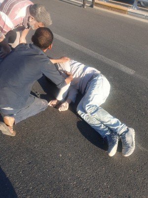 Urfa'da trafik kazası: 2 kişi öldü, 2 kişi de  yaralandı