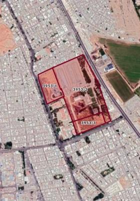 Şanlıurfa'da TMO'nun arazi satıldı