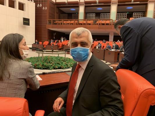 Şanlıurfalı isim Gegrgerlioğlu yeniden milletvekili oldu