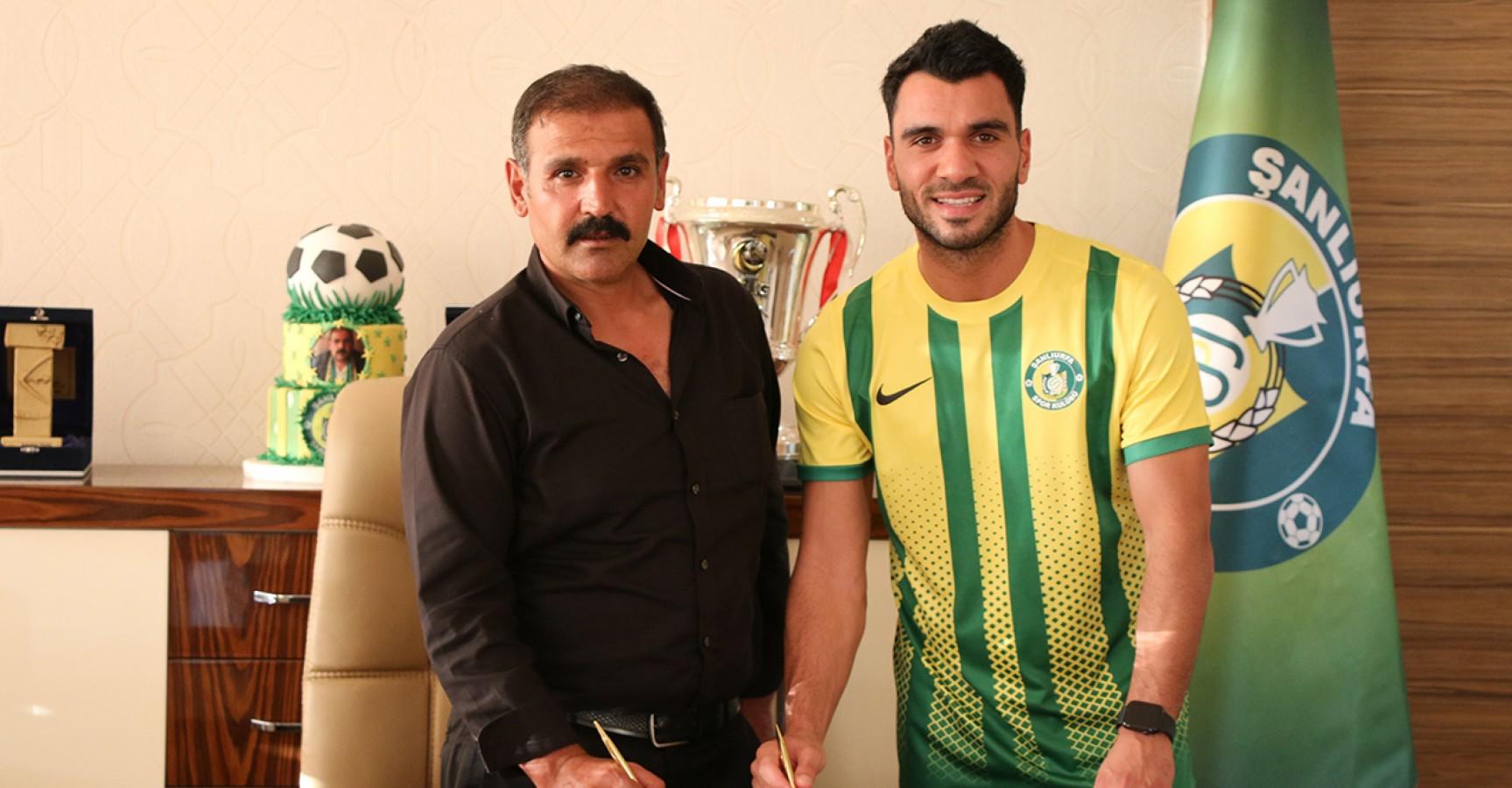 Şanlıurfaspor, Mustafa Durak transferini duyurdu
