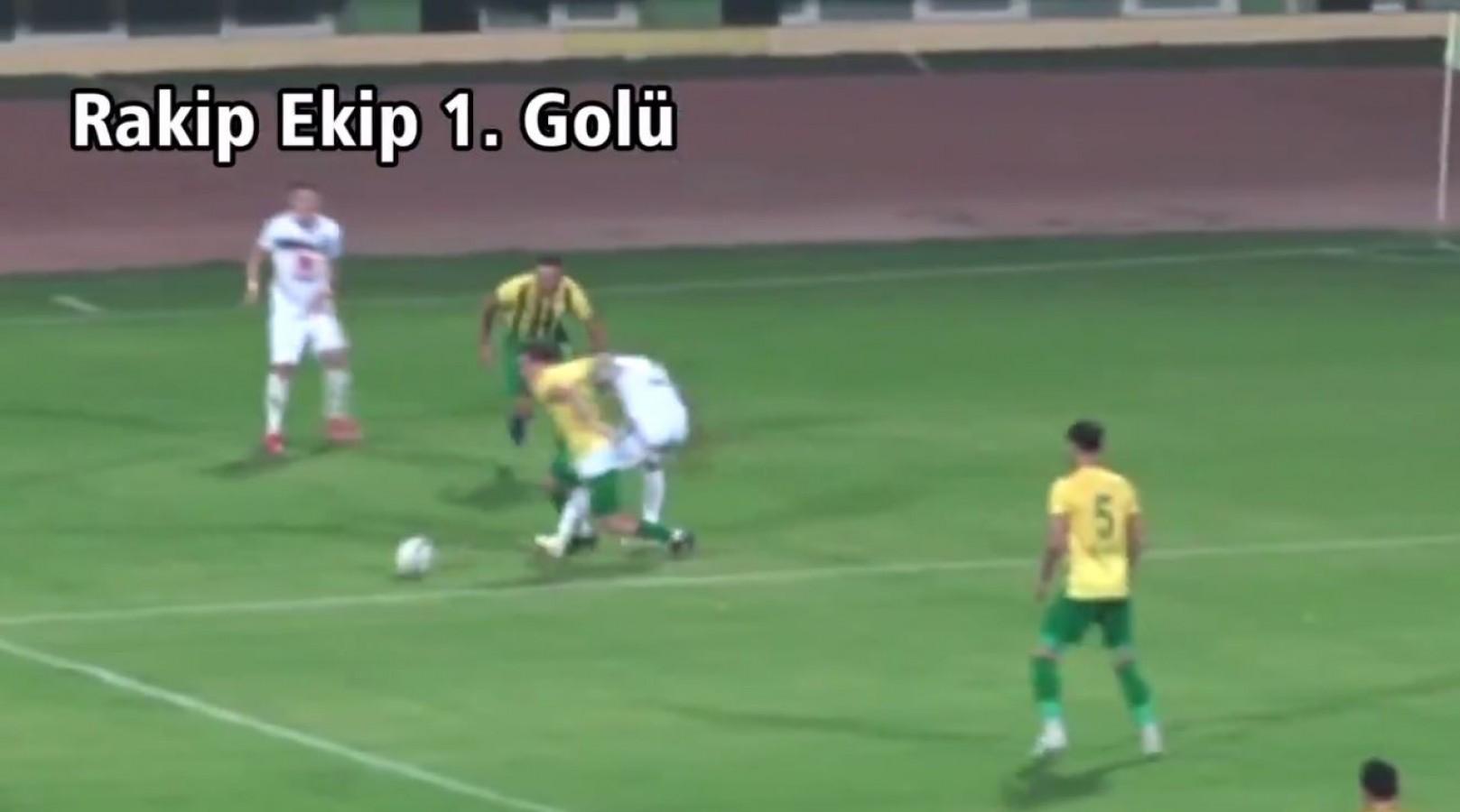 Şanlıurfaspor son maçtaki hakem hatalarını yayınladı!