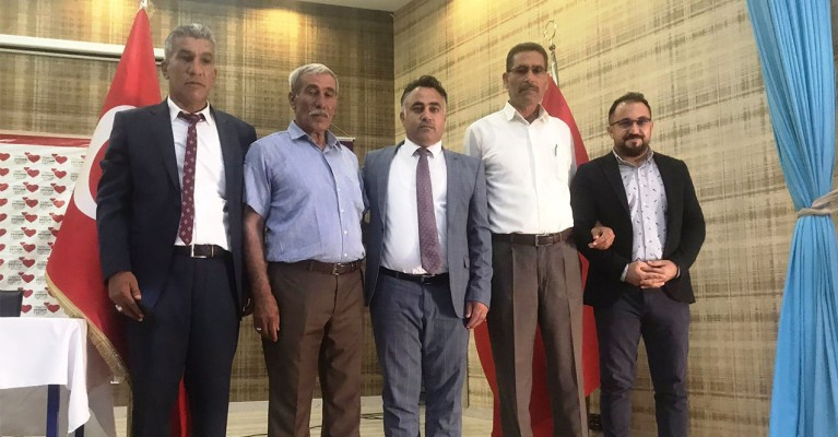 TDP Harran İlçe Başkanı Altundağ oldu
