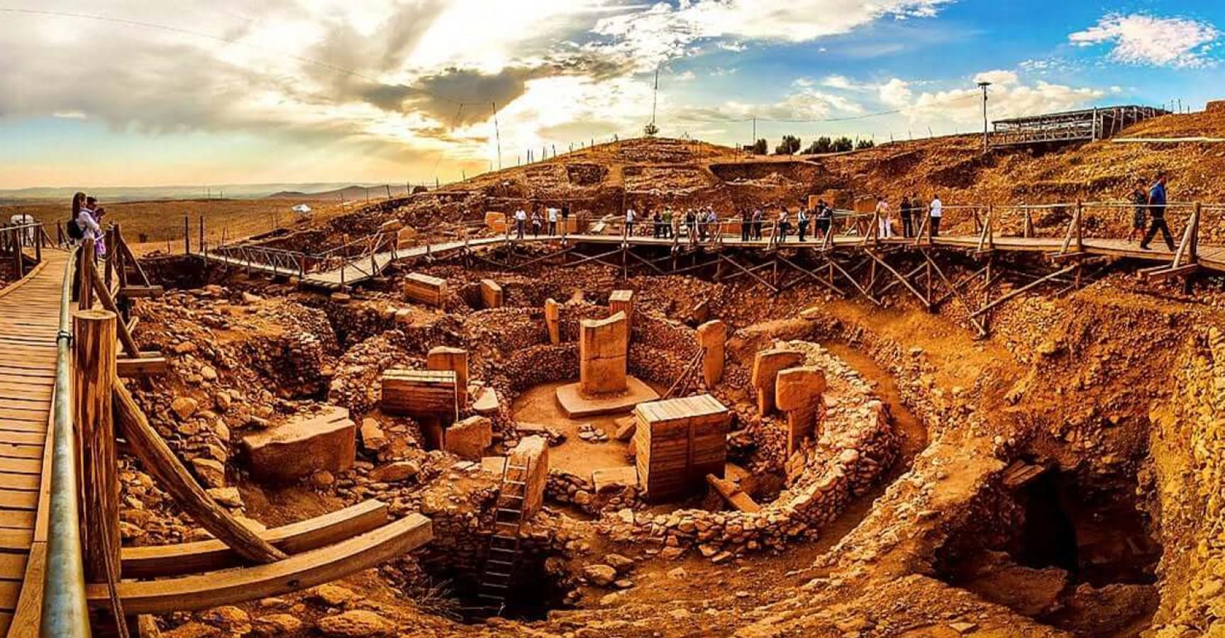 Turizmcilerden Göbeklitepe çıkışı: