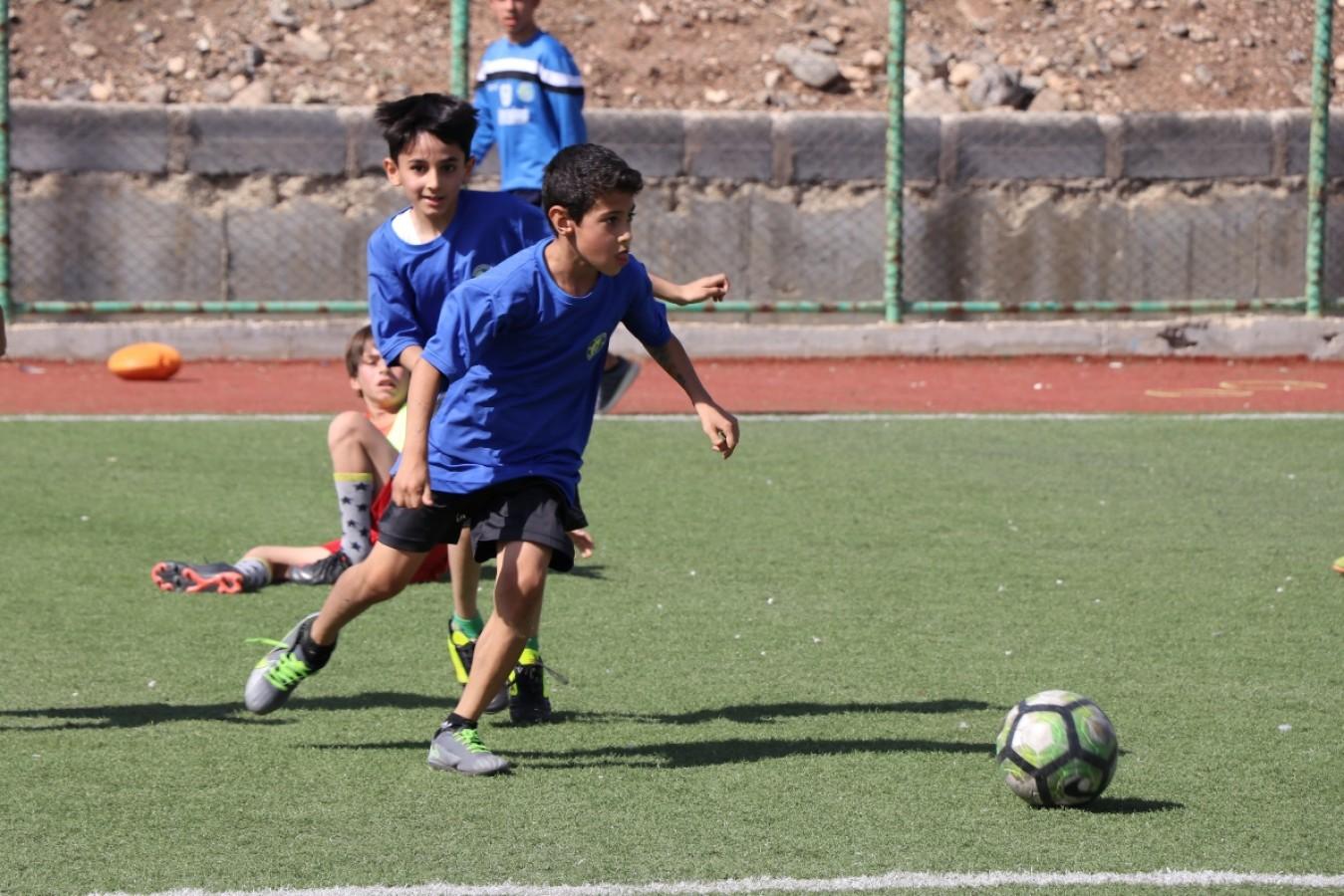 Urfaspor 'da geleceğin sporcuları yetişiyor (