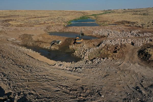 Uzunca Göleti ekonomiye katkı sağlayacak